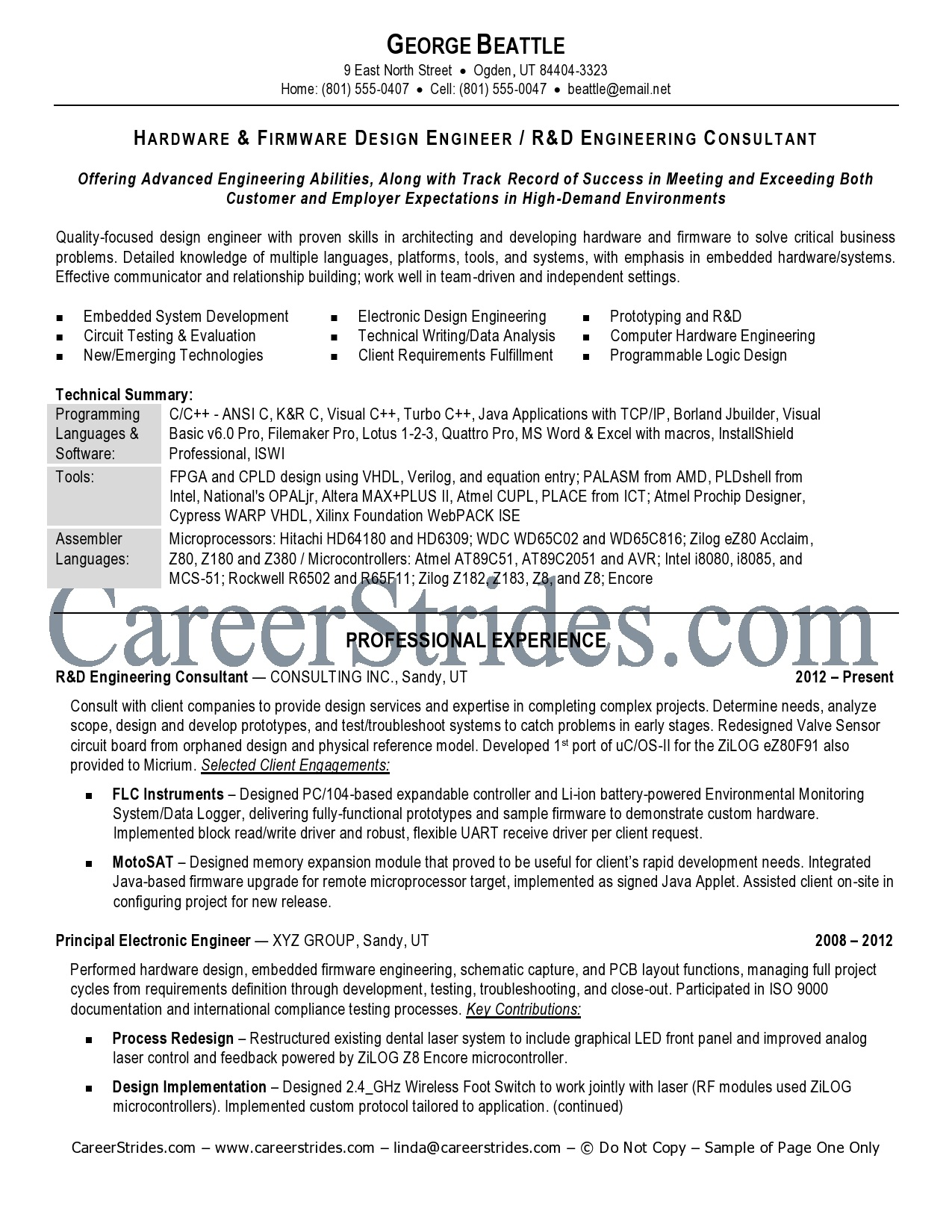 Technical professional resume writing services - Essay writing website ...