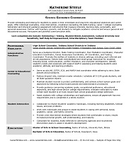 Public Relations Counselor Resume 25.07.2017